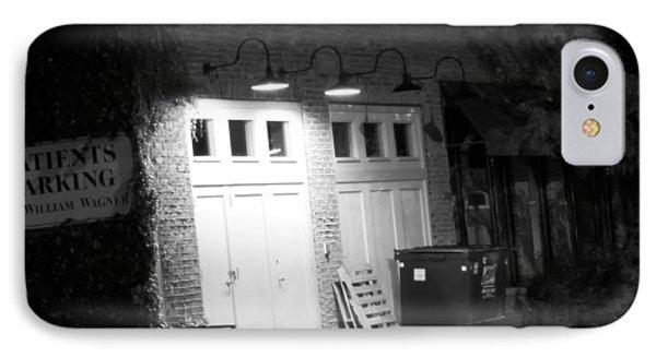 Back Entrance Phone Case by Jim Finch