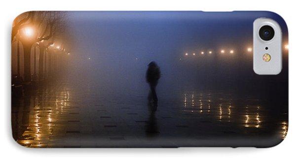 Back Home Alone IPhone Case by Alfio Finocchiaro