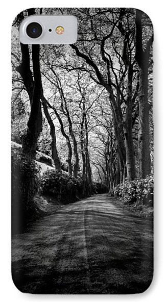 Back Road East 2 IPhone Case