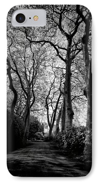 Back Road West IPhone Case