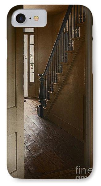 Back Stairway Phone Case by Margie Hurwich