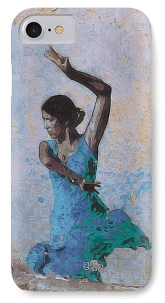IPhone Case featuring the photograph Backstreet Dancer In Horta by Susan Alvaro