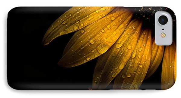 IPhone Case featuring the photograph Backyard Flowers 28 Sunflower by Brian Carson