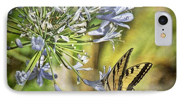Backyard Nature Phone Case by Peggy Hughes