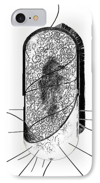 Bacterial Cell IPhone Case