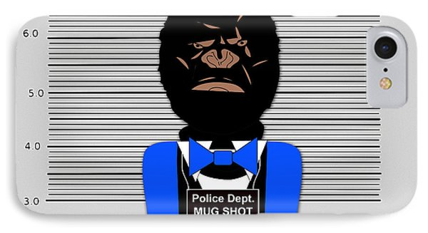 Bad Boy IPhone Case by Marvin Blaine