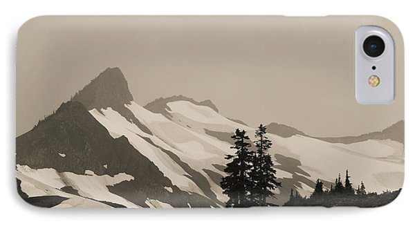 IPhone Case featuring the photograph Fog In Mountains by Yulia Kazansky