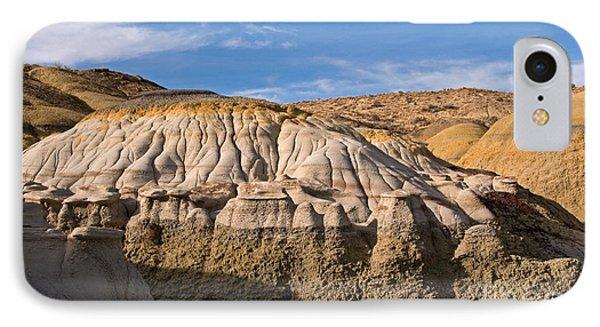 Badlands Erosion Phone Case by Vivian Christopher