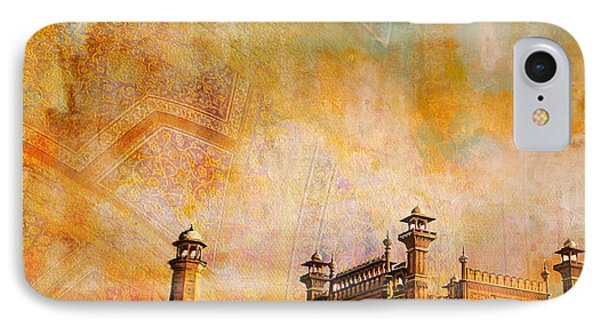 Badshahi Mosque Phone Case by Catf