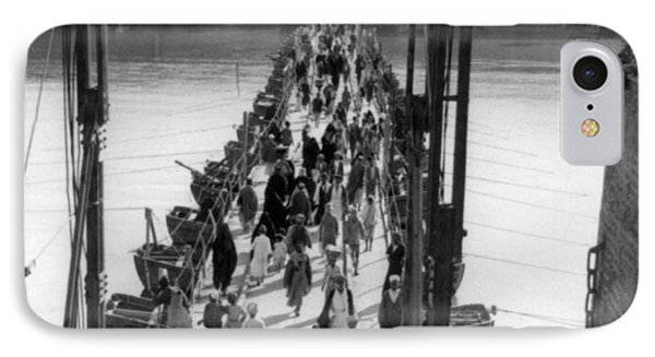 Baghdad Katah Bridge, 1932 IPhone Case by Granger