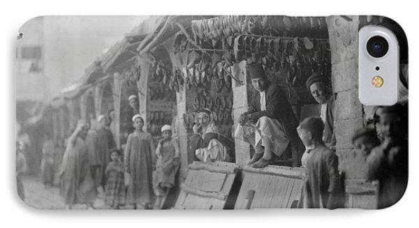 Baghdad Market, 1932 IPhone Case by Granger