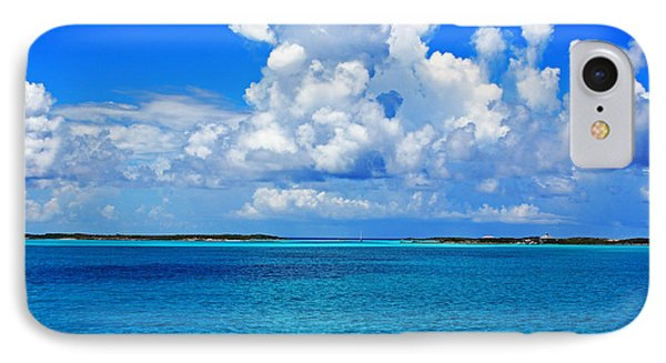 Bahama Blues 5 IPhone Case by Alison Tomich