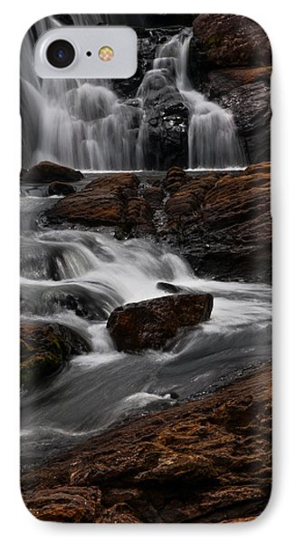 Bakers Fall IIi. Horton Plains National Park. Sri Lanka Phone Case by Jenny Rainbow