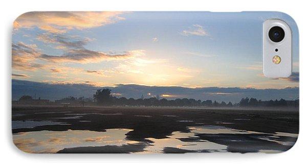 Bakersfield Sunrise IPhone Case
