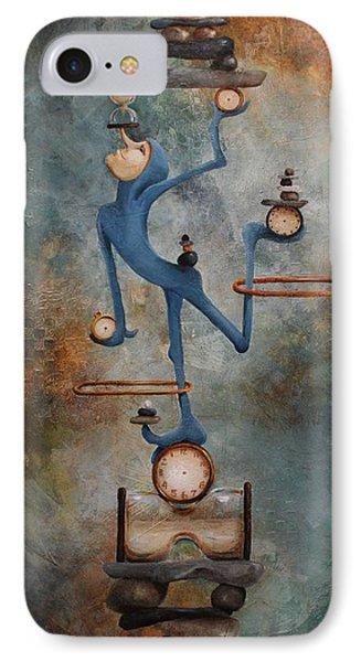 Balance Phone Case by Lorraine Ulen