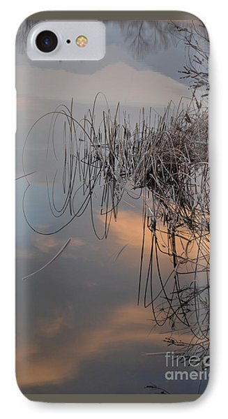 Balance Of Elements IPhone Case by Simona Ghidini