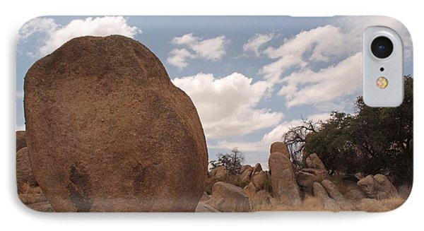 Balanced Rock IPhone Case by Michael McGowan