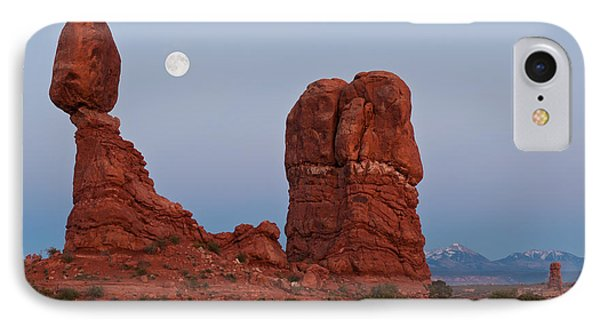 Balanced Rock  IPhone Case by Sharon Seaward