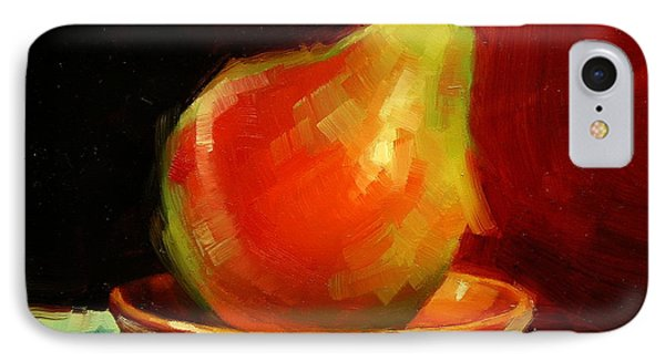 IPhone Case featuring the painting Balancing Act by Margaret Stockdale