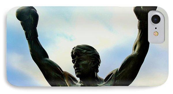 Balboa Phone Case by Benjamin Yeager