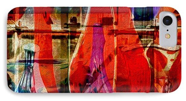 Balboa Glasslight IPhone Case by Kathy Bassett