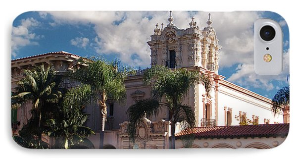 Balboa Park - Casa De Balboa IPhone Case
