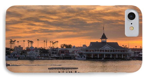 Balboa Pavilion IPhone Case