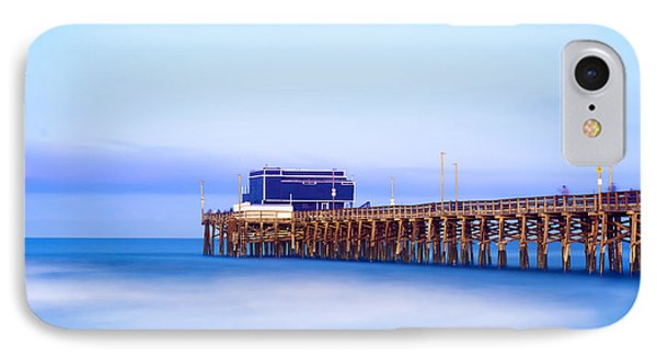 Balboa Pier At Sunrise IPhone Case