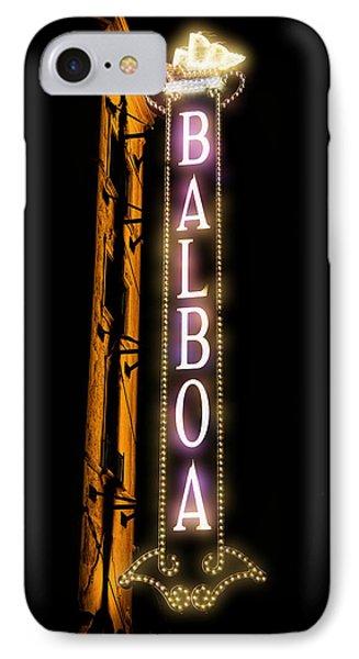 Balboa Theater IPhone Case by Stephen Stookey