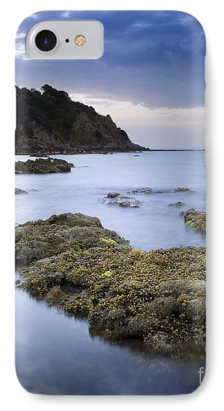 Balcombe Point Mount Martha Phone Case by Tim Hester