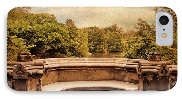 Balcony Bridge IPhone Case by Jessica Jenney