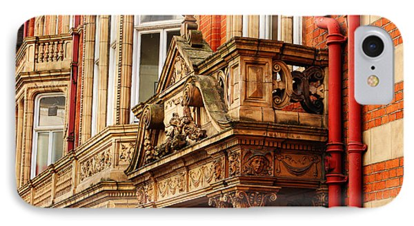 Balcony On Surrey Street IPhone Case by Nicky Jameson