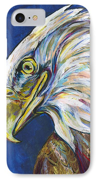 Bald Eagle Phone Case by Lovejoy Creations