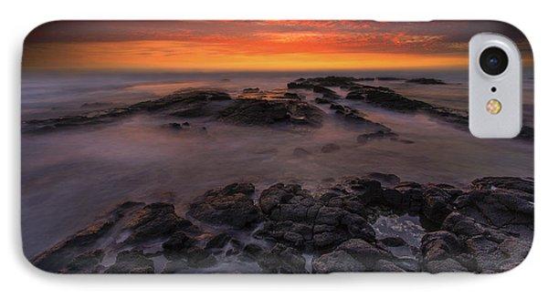 Bali Kai - Kona Sunset  IPhone Case by Marco Crupi