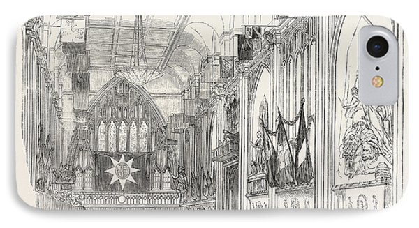 Ball At Guildhall In Aid Of The Patriotic Fund London Uk IPhone Case by English School