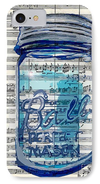 Ball Jar Classical  #129 IPhone Case by Ecinja Art Works