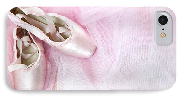 Ballerina Dreams Phone Case by Zina Zinchik
