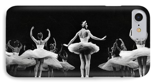 Ballerina Margot Fonteyn IPhone Case by Eliot Elisofon