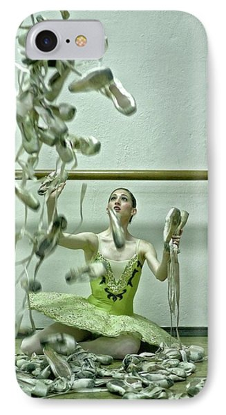 Ballet IPhone Case by Kike Calvo