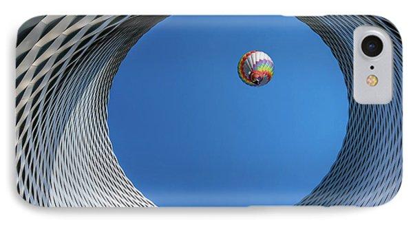 Ballon [ O ] IPhone Case