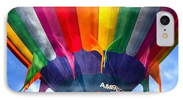 Balloon  IPhone Case by Betsy Knapp