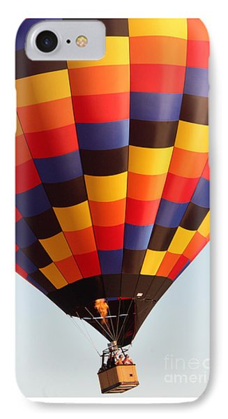 Balloon-color-7277 Phone Case by Gary Gingrich Galleries