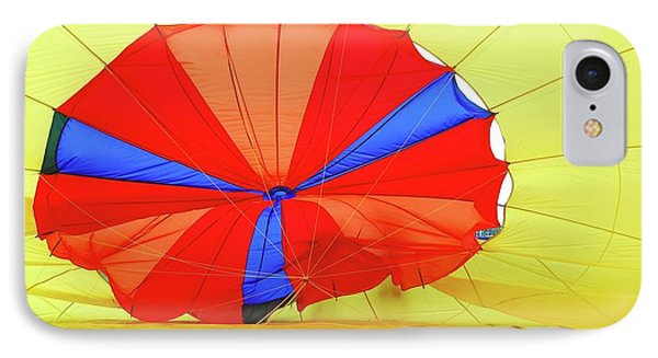 IPhone Case featuring the photograph Balloon Fantasy   1 by Allen Beatty