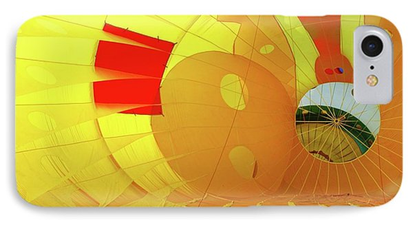 IPhone Case featuring the photograph Balloon Fantasy 6 by Allen Beatty