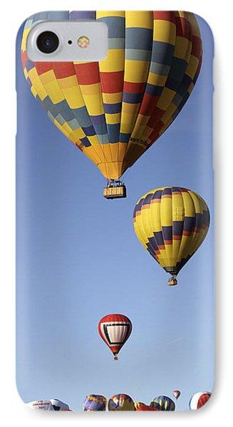 Balloon Fiesta 2012 IPhone Case by Mike McGlothlen