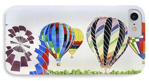 Balloons IPhone Case by Carol Flagg