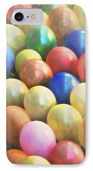 Balloons IPhone Case by Cindy Garber Iverson