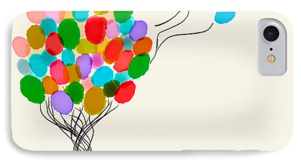 Balloons For Sale Phone Case by Anita Lewis