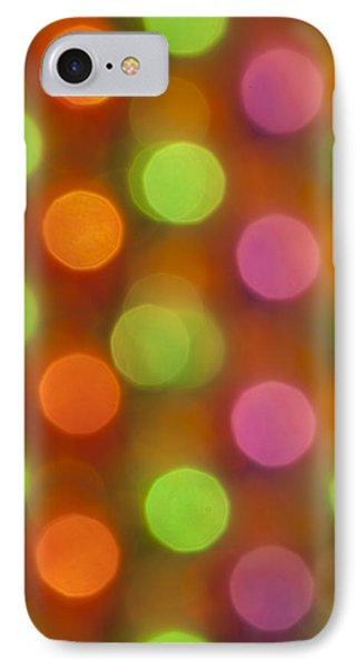 Balls Of Color IPhone Case by David Lester