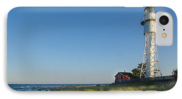 Baltic Sea Lighthouse IPhone Case by Kennerth and Birgitta Kullman